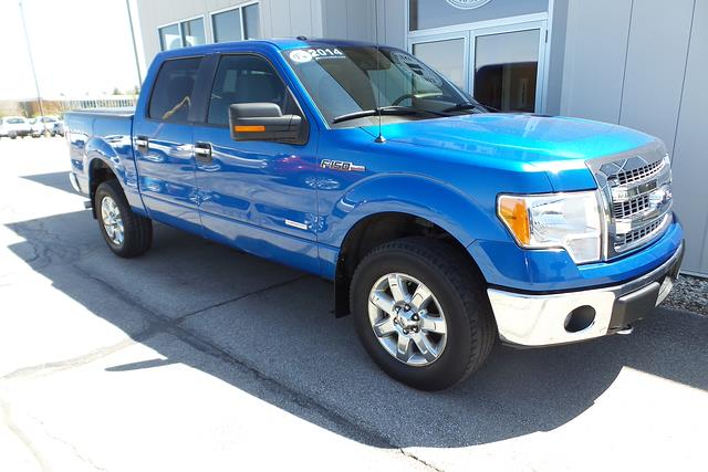 2014 Ford F-150 SuperCrew Cab 4x4, Pickup #G1528A - photo 1