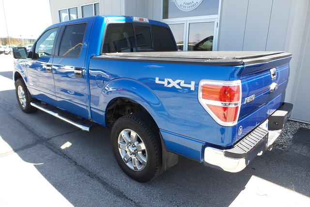 2014 Ford F-150 SuperCrew Cab 4x4, Pickup #G1528A - photo 6