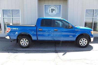 2014 Ford F-150 SuperCrew Cab 4x4, Pickup #G1528A - photo 4