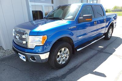 2014 Ford F-150 SuperCrew Cab 4x4, Pickup #G1528A - photo 8