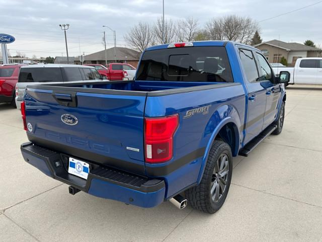 2018 Ford F-150 SuperCrew Cab 4x4, Pickup #G1550 - photo 2