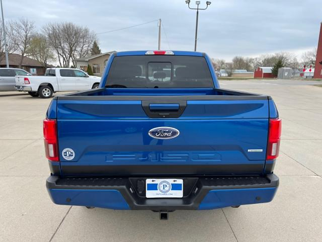 2018 Ford F-150 SuperCrew Cab 4x4, Pickup #G1550 - photo 5