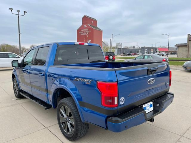 2018 Ford F-150 SuperCrew Cab 4x4, Pickup #G1550 - photo 6