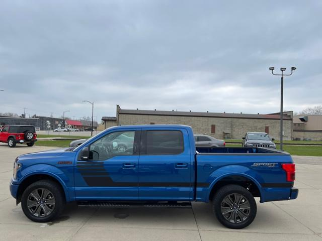 2018 Ford F-150 SuperCrew Cab 4x4, Pickup #G1550 - photo 7