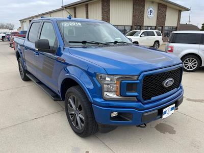 2018 Ford F-150 SuperCrew Cab 4x4, Pickup #G1550 - photo 1