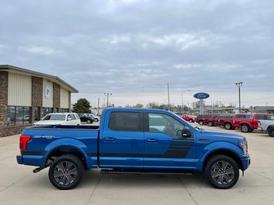 2018 Ford F-150 SuperCrew Cab 4x4, Pickup #G1550 - photo 4