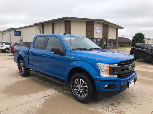 2019 Ford F-150 SuperCrew Cab 4x4, Pickup #G1305A - photo 1