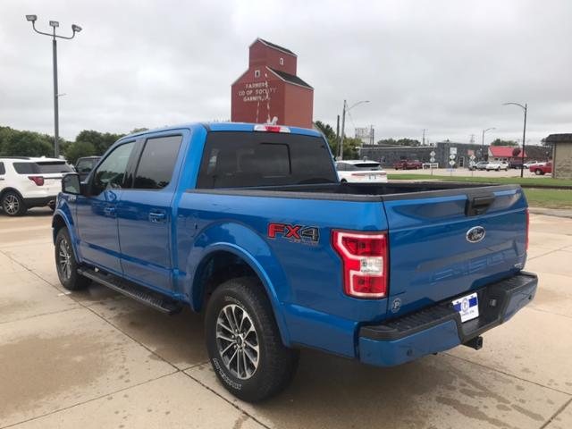 2019 Ford F-150 SuperCrew Cab 4x4, Pickup #G1305A - photo 8