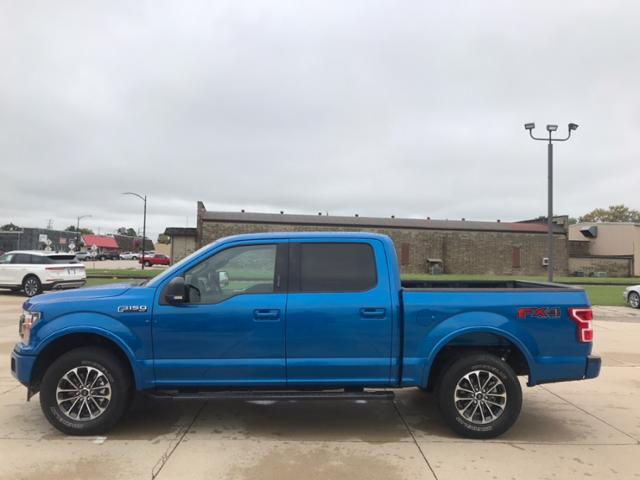 2019 Ford F-150 SuperCrew Cab 4x4, Pickup #G1305A - photo 4
