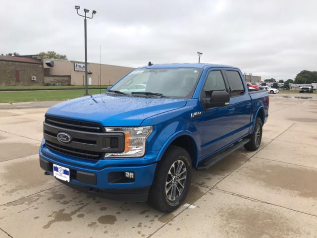 2019 Ford F-150 SuperCrew Cab 4x4, Pickup #G1305A - photo 9