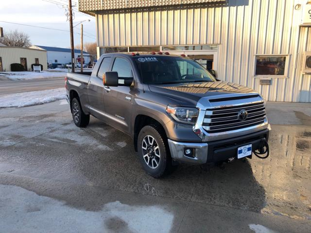 2018 Toyota Tundra Double Cab 4x4, Pickup #J632 - photo 1