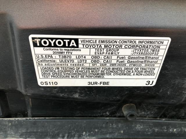 2018 Toyota Tundra Double Cab 4x4, Pickup #J632 - photo 25