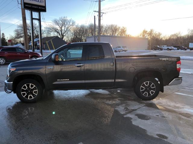 2018 Toyota Tundra Double Cab 4x4, Pickup #J632 - photo 7