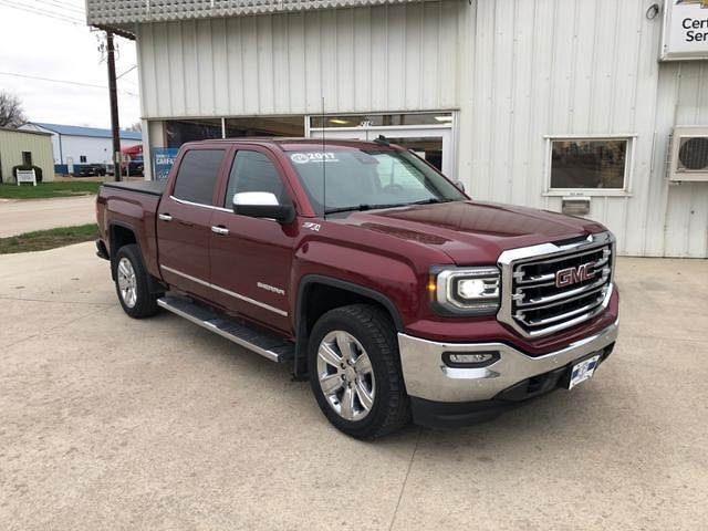 2017 GMC Sierra 1500 Crew Cab 4x4, Pickup #J661A - photo 1