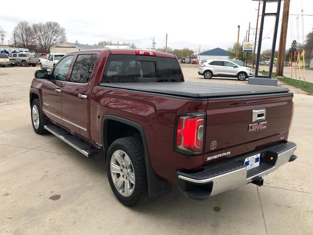 2017 GMC Sierra 1500 Crew Cab 4x4, Pickup #J661A - photo 12