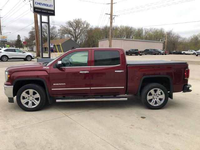 2017 GMC Sierra 1500 Crew Cab 4x4, Pickup #J661A - photo 7