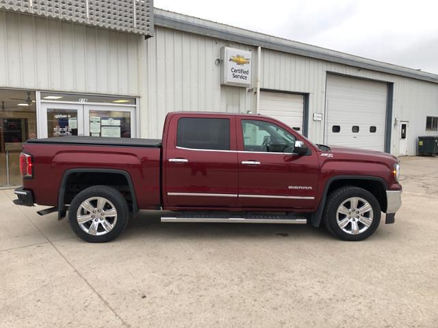 2017 GMC Sierra 1500 Crew Cab 4x4, Pickup #J661A - photo 10