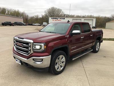 2017 GMC Sierra 1500 Crew Cab 4x4, Pickup #J661A - photo 8