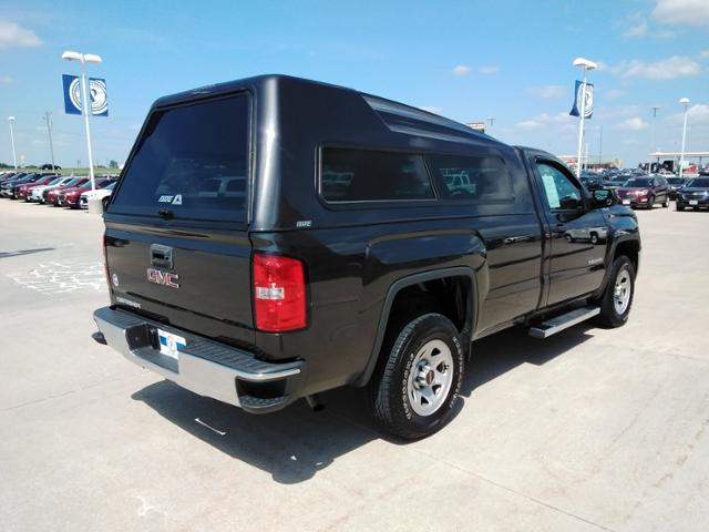 2016 GMC Sierra 1500 Regular Cab 4x4, Pickup #LU2336 - photo 2