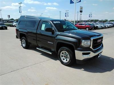 2016 GMC Sierra 1500 Regular Cab 4x4, Pickup #LU2336 - photo 1