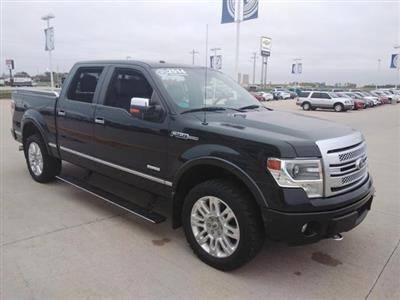 2014 Ford F-150 SuperCrew Cab 4x4, Pickup #LU2540 - photo 1