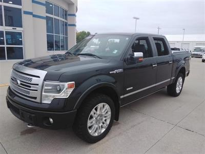 2014 Ford F-150 SuperCrew Cab 4x4, Pickup #LU2540 - photo 4