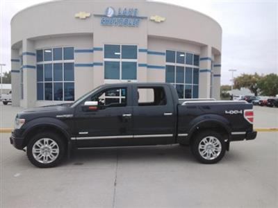 2014 Ford F-150 SuperCrew Cab 4x4, Pickup #LU2540 - photo 5