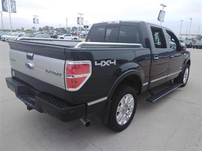 2014 Ford F-150 SuperCrew Cab 4x4, Pickup #LU2540 - photo 2
