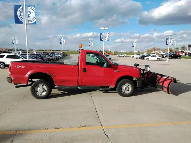 2007 Ford F-250 Regular Cab 4x4, Pickup #LU2606 - photo 11