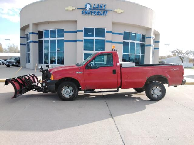 2007 Ford F-250 Regular Cab 4x4, Pickup #LU2606 - photo 8