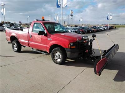 2007 Ford F-250 Regular Cab 4x4, Pickup #LU2606 - photo 1