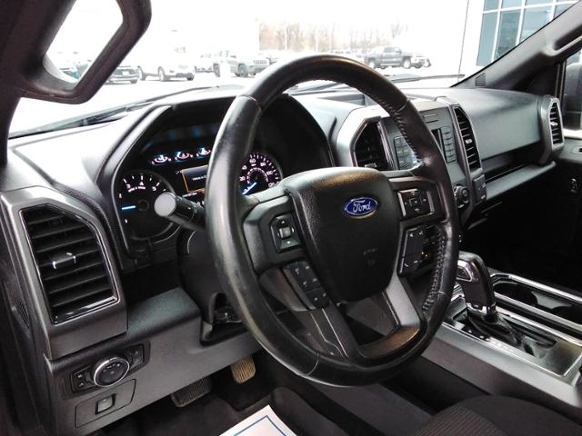 2017 Ford F-150 SuperCrew Cab 4x4, Pickup #LU2746 - photo 32