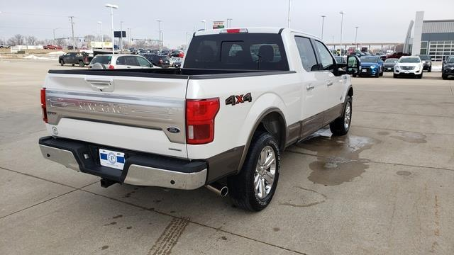 2018 Ford F-150 SuperCrew Cab 4x4, Pickup #LU2748 - photo 2