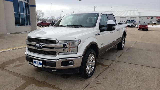 2018 Ford F-150 SuperCrew Cab 4x4, Pickup #LU2748 - photo 7