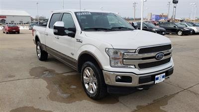 2018 Ford F-150 SuperCrew Cab 4x4, Pickup #LU2748 - photo 1