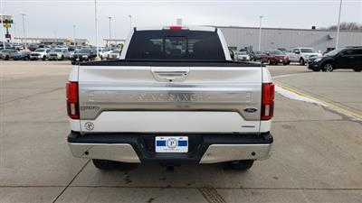 2018 Ford F-150 SuperCrew Cab 4x4, Pickup #LU2748 - photo 4