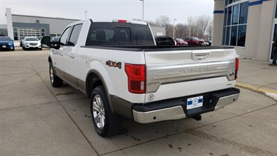 2018 Ford F-150 SuperCrew Cab 4x4, Pickup #LU2748 - photo 5