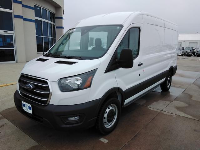 2020 Ford Transit 250 Med Roof 4x2, Empty Cargo Van #LU2971 - photo 1