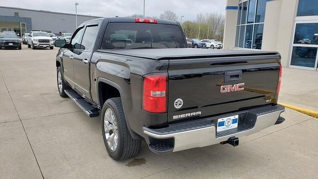 2014 GMC Sierra 1500 Crew Cab 4x2, Pickup #LU2987A - photo 5