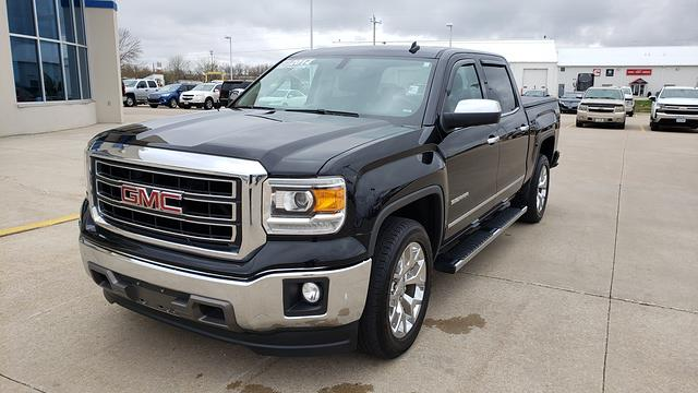 2014 GMC Sierra 1500 Crew Cab 4x2, Pickup #LU2987A - photo 7