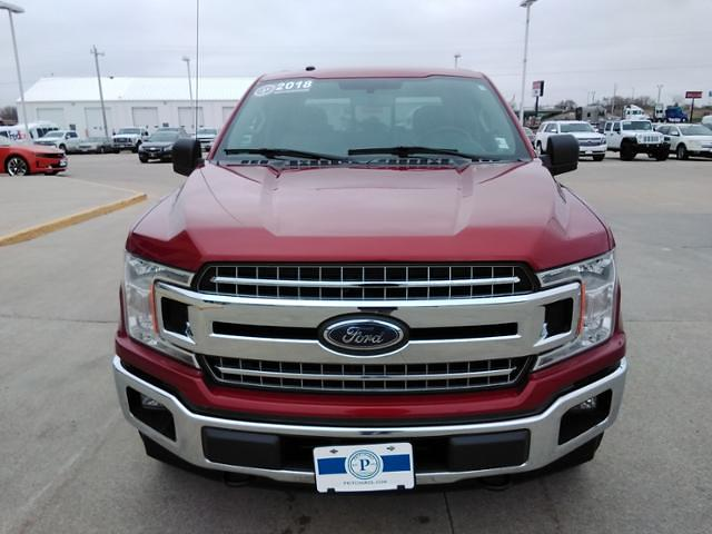 2018 Ford F-150 SuperCrew Cab 4x4, Pickup #LU3008A - photo 3