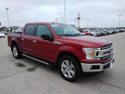 2018 Ford F-150 SuperCrew Cab 4x4, Pickup #LU3008A - photo 1