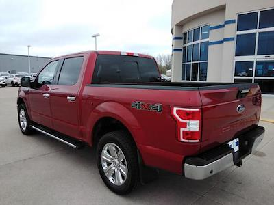 2018 Ford F-150 SuperCrew Cab 4x4, Pickup #LU3008A - photo 6