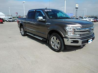 2018 Ford F-150 SuperCrew Cab 4x4, Pickup #LU4014 - photo 1