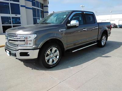 2018 Ford F-150 SuperCrew Cab 4x4, Pickup #LU4014 - photo 4
