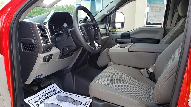 2017 Ford F-350 Regular Cab 4x4, Pickup #LU4086 - photo 11