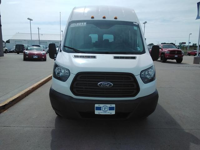 2015 Ford Transit 350 DRW 4x2, Passenger Wagon #LU5007 - photo 3