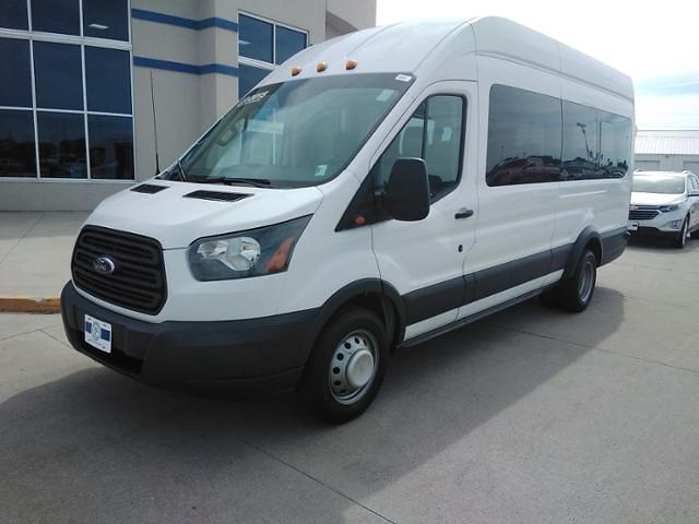 2015 Ford Transit 350 DRW 4x2, Passenger Wagon #LU5007 - photo 4