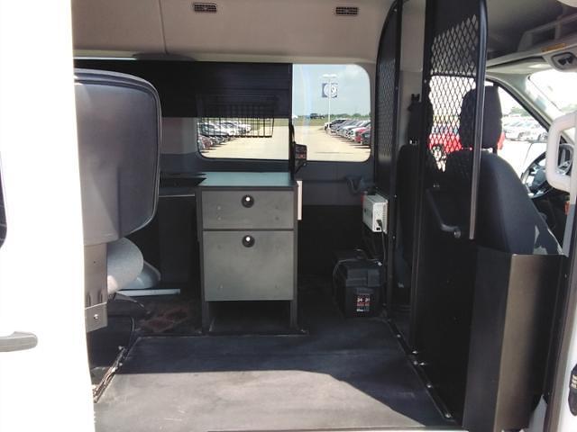 2015 Ford Transit 150 Medium Roof 4x2, Upfitted Cargo Van #LU5041 - photo 14