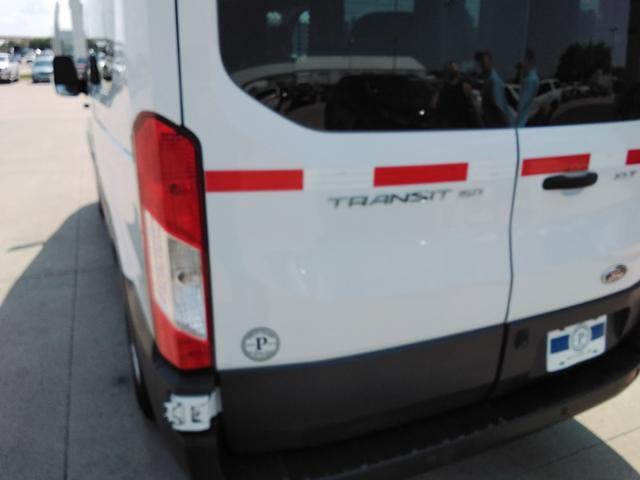 2015 Ford Transit 150 Medium Roof 4x2, Upfitted Cargo Van #LU5041 - photo 20